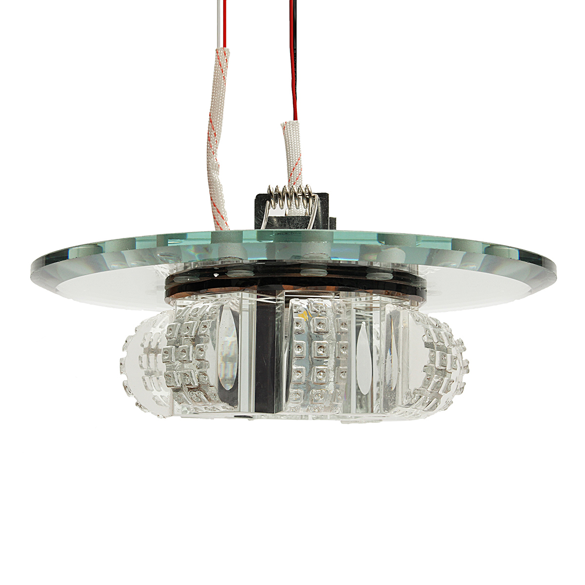 v flush fixtures top info w nickel housing ghany brush dimmable led mount inch light lens ceiling audacious acrylic