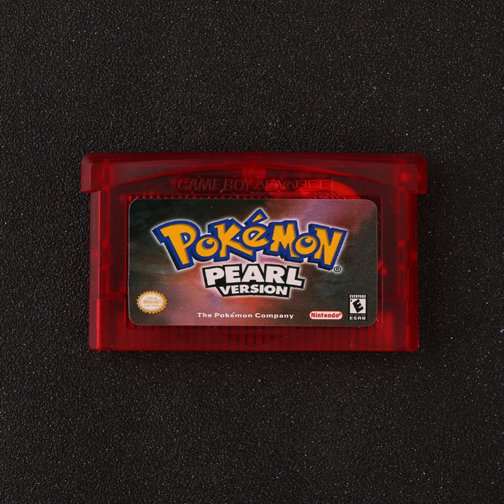 A brand new, GAME BOY ADVANCE video game. Color: Red Product type: