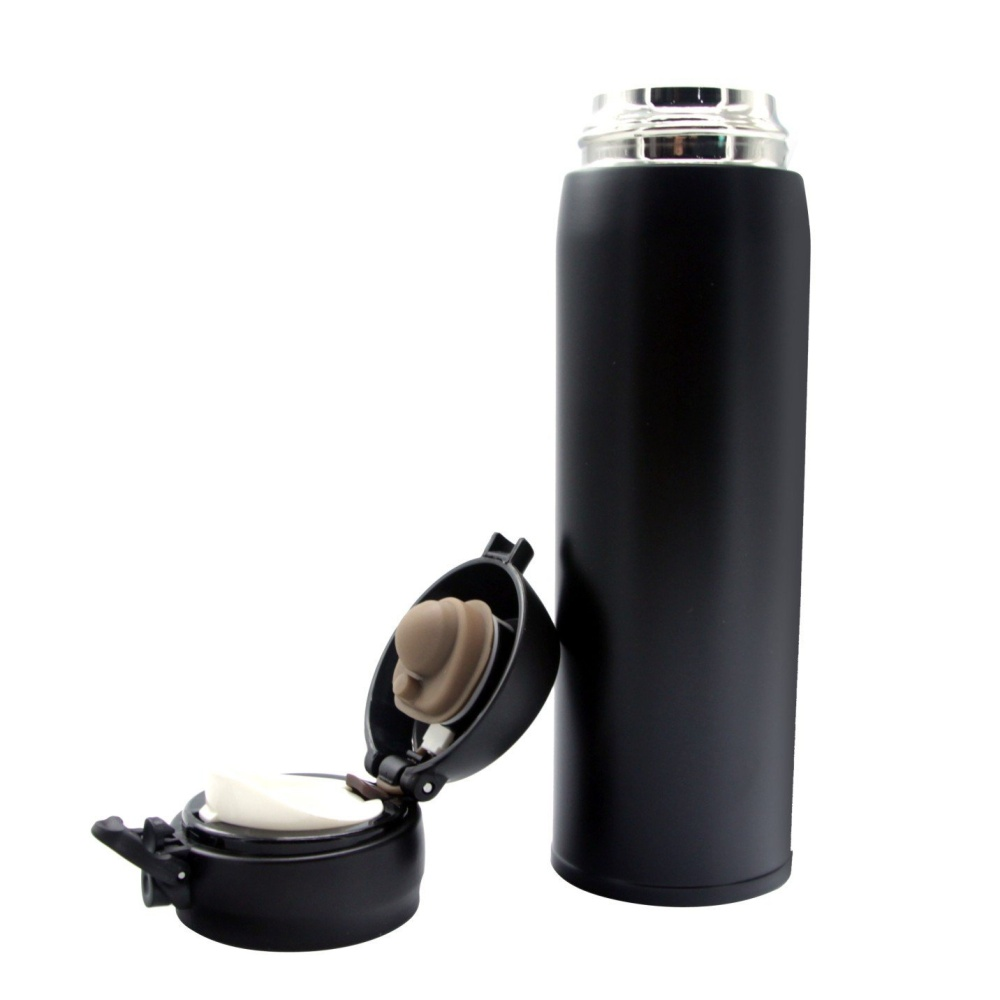 Stainless Steel Vacuum Flask Insulated Hot and Cold Bottle