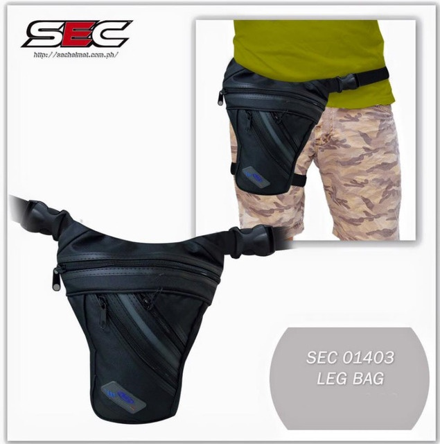 Specifications of SEC 01403 Motorcycle Leg bag