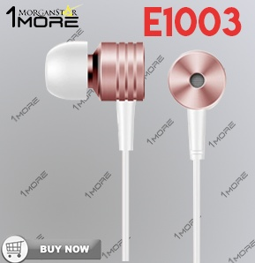 Specifications of 1MORE E1009 Piston Fit In-Ear Earphone Earbud Headset with Microphone (Silver)