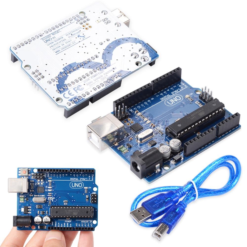 Arduino uno r compatible board with usb lazada ph