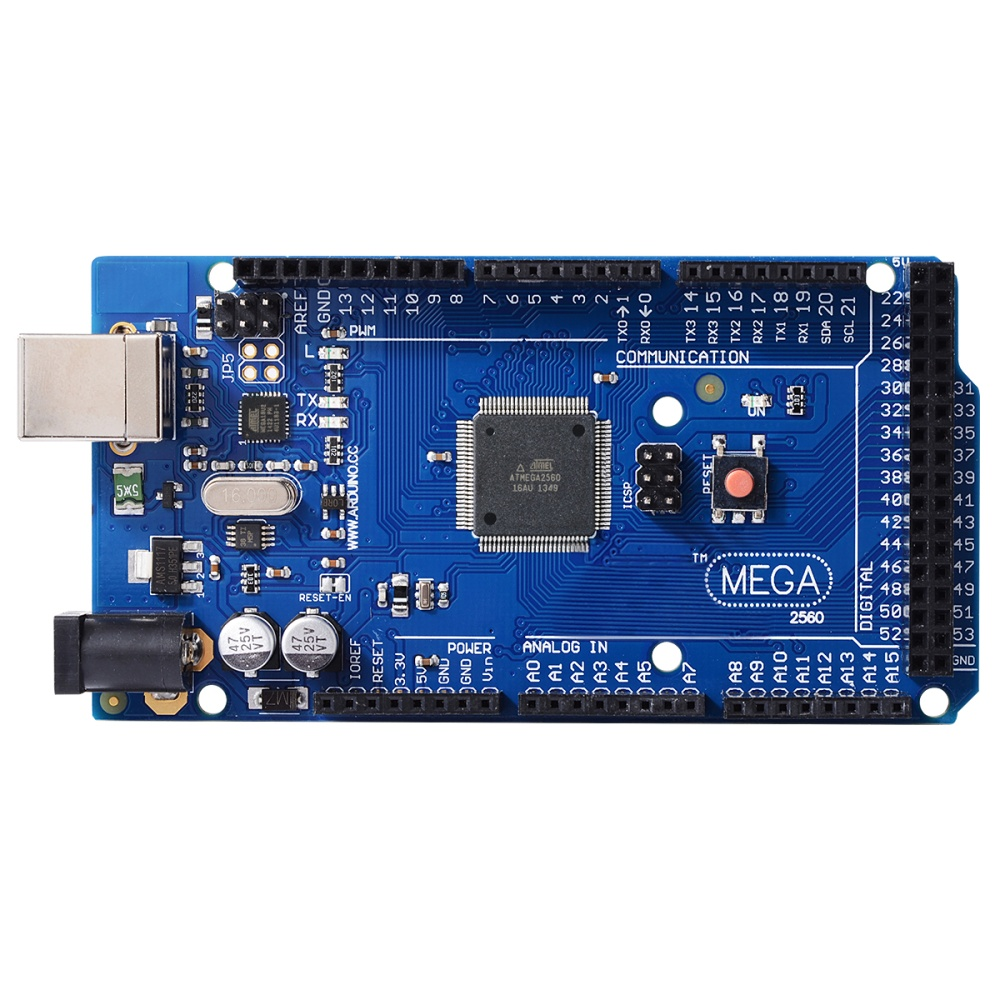 Arduino mega r compatible board with usb