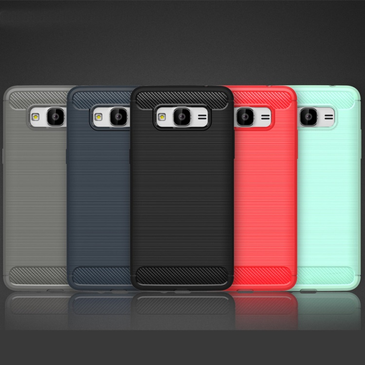 Tempered Source Gold Free Source Carbon Rugged Armor Cover Case for Samsung Galaxy .