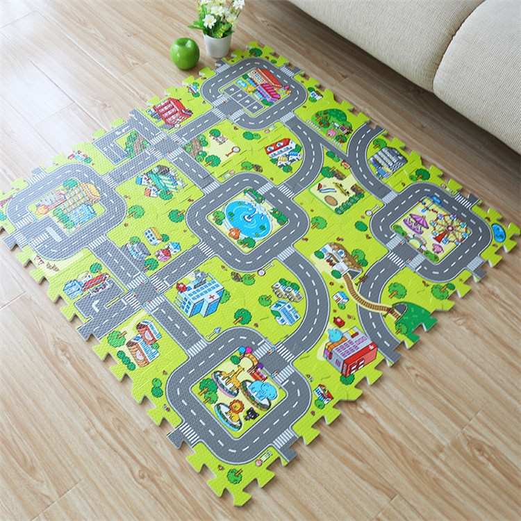 play puzzle piece mats with mat new for product cheap yoga s foam blocks covering eva baby store kids online gym floor on pile