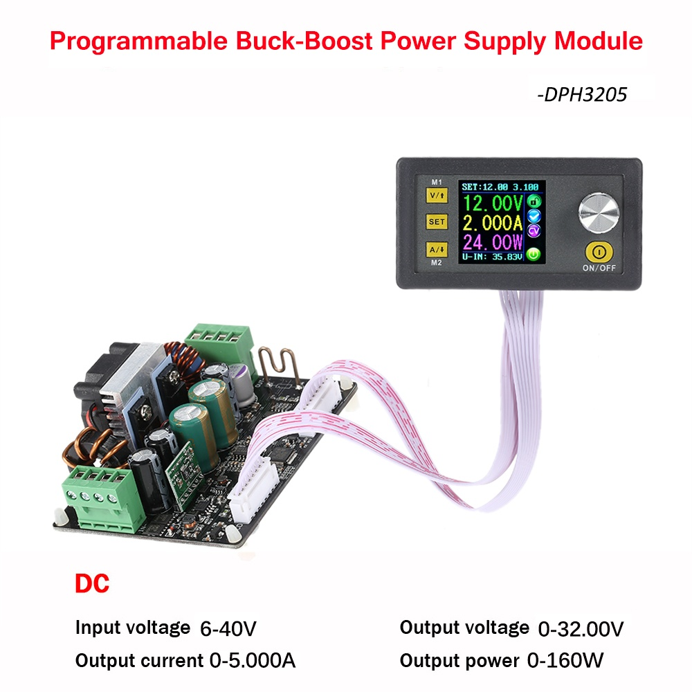 Xl4005 Dsn5000 Beyond Lm2596 Dc Adjustable Step Down Power Supply 5a English User Manual Https Dropboxcom S