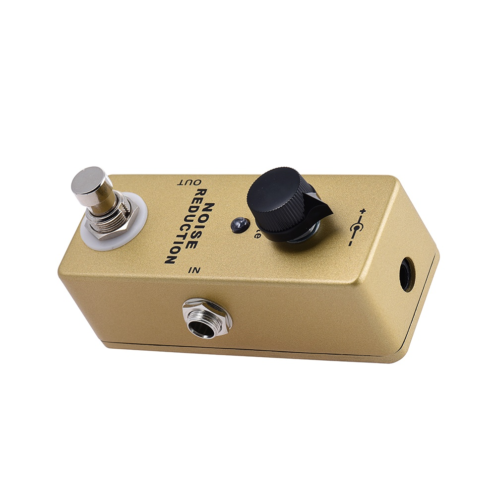 MOSKY MP 40 Noise Gate Noise Reduction Suppressor Mini Single Guitar Source · The Noise Gate reduces the noise level from the effect chin eliminating hiss ...