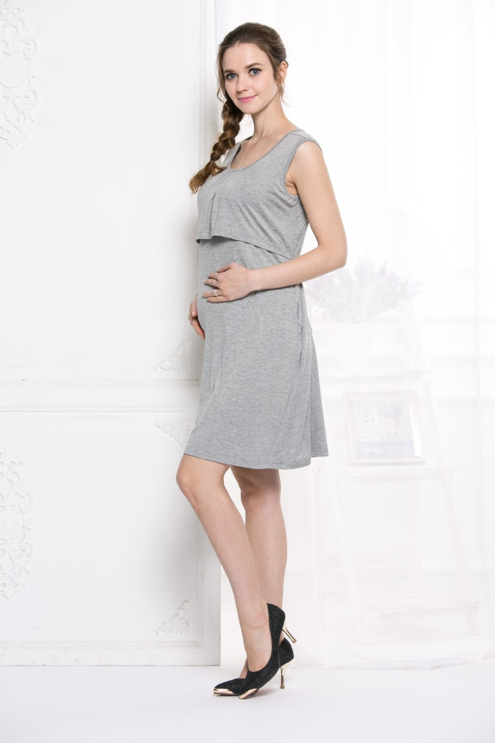 Philippines maternity dress breastfeeding nursing clothes summer aeproduct ombrellifo Image collections