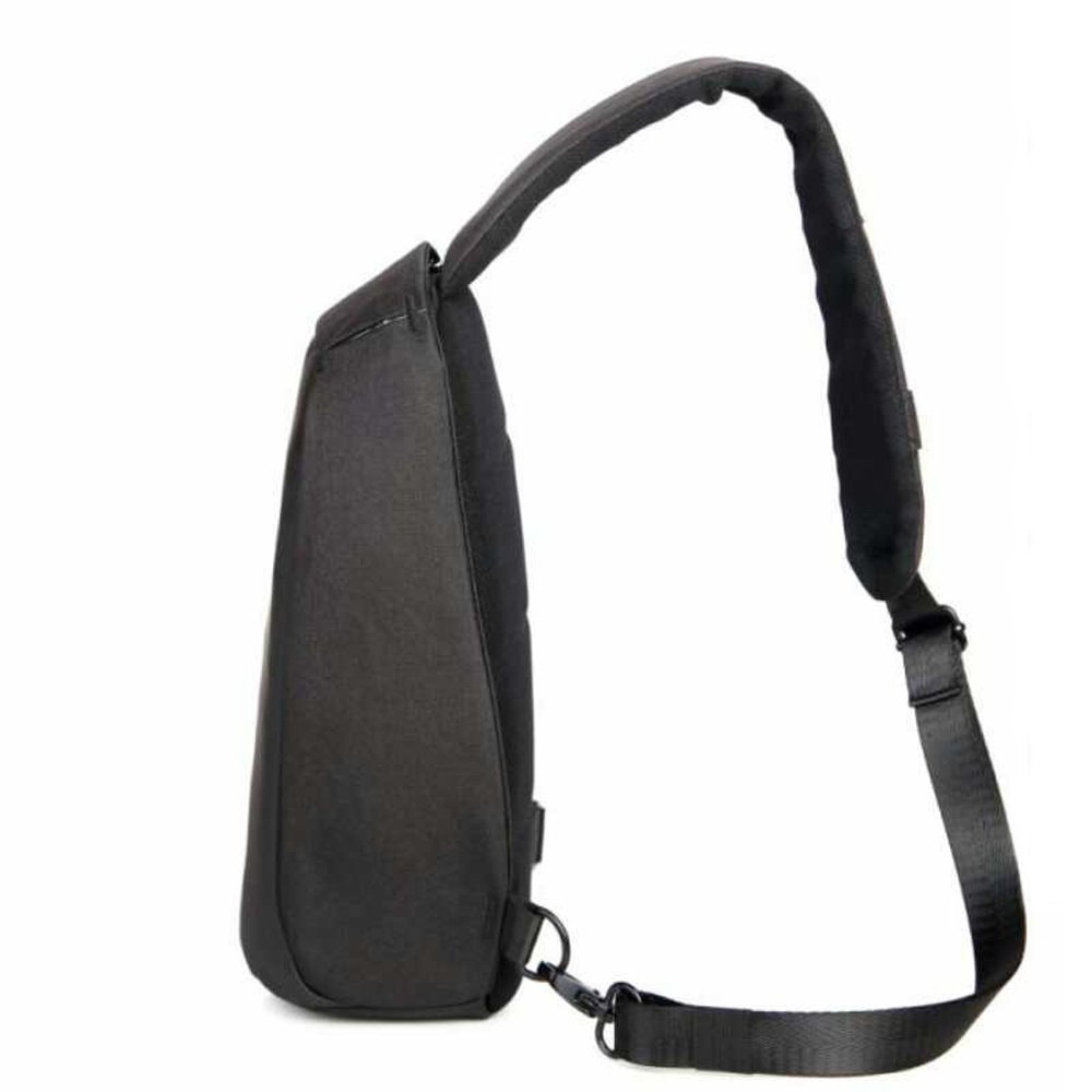 20517f781a Specifications of Reflectorized Fashionable Anti-theft Crossbody Bag(Black)