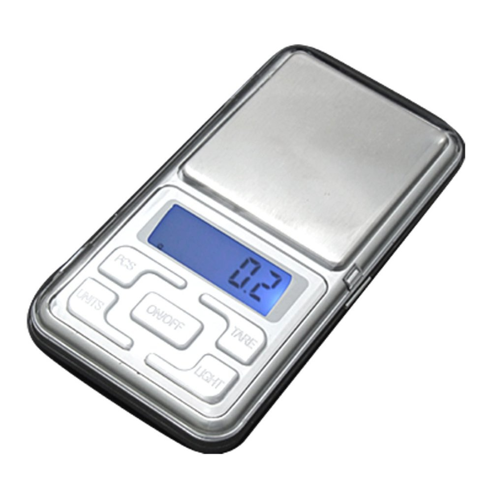 Mini Electronic Digital Jewelry Weighing Scale