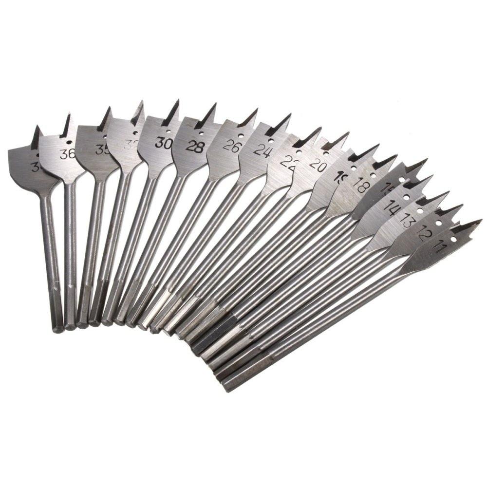 spade bits. machine flat wood drill bits all metric sizes spade bit