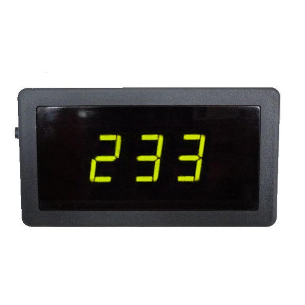 Philippines | AC70-400V 2 Wire LED Voltage Meter Ammeter Voltmeter ...