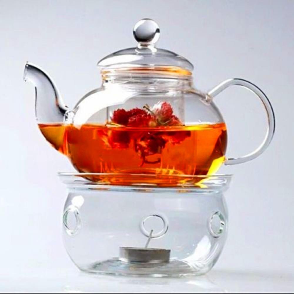 L Glass Pot
