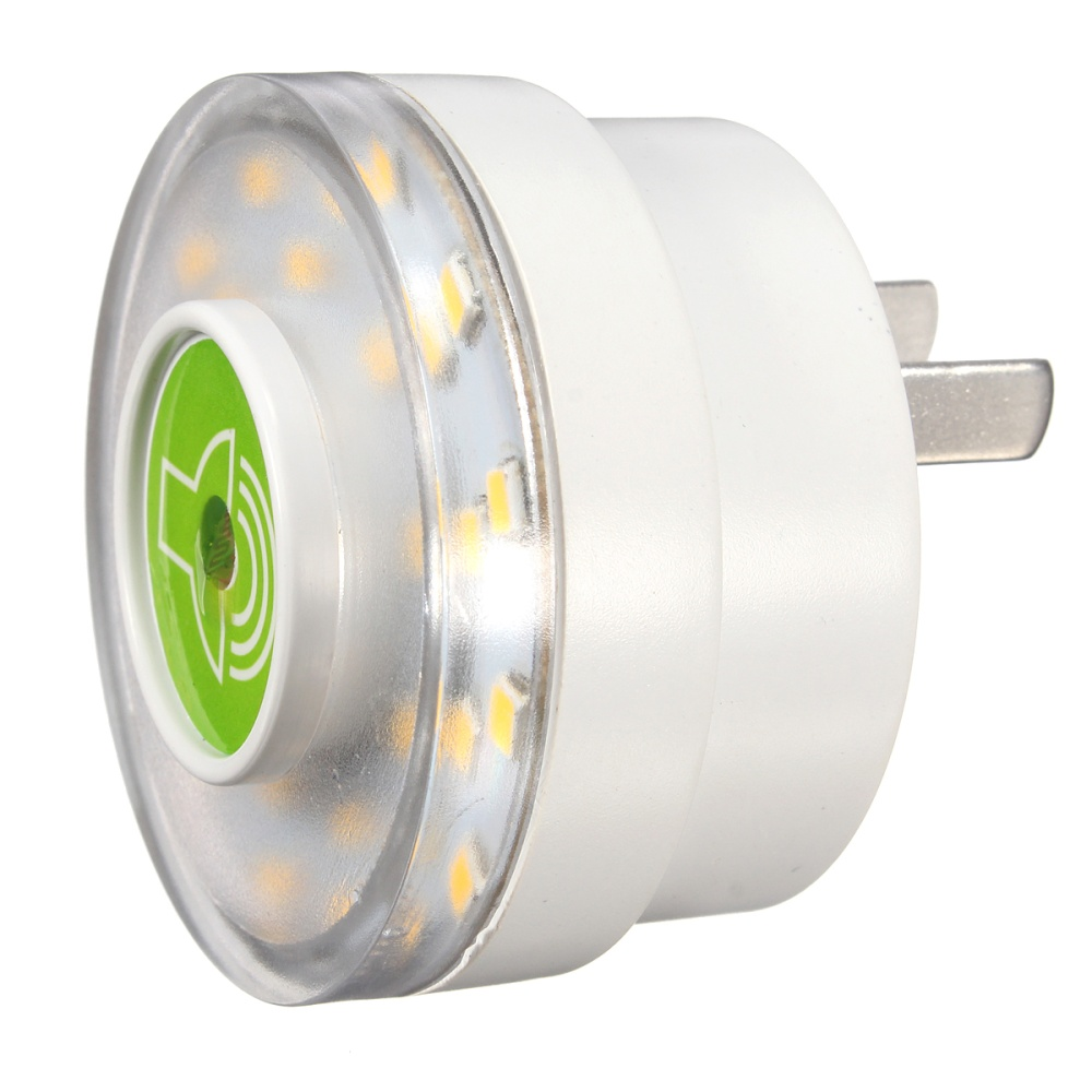 220V 3W Sound Voice Control Sensor LED Bulb Corridor Lamp