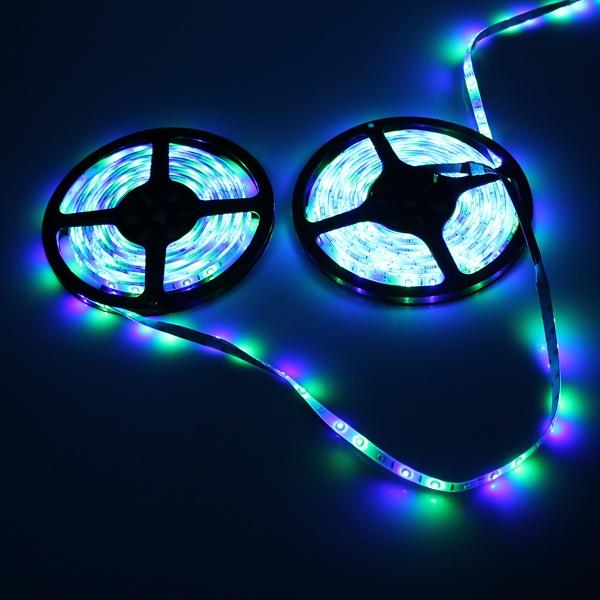 SMD 3528 Waterproof LED Strip Lights 12V