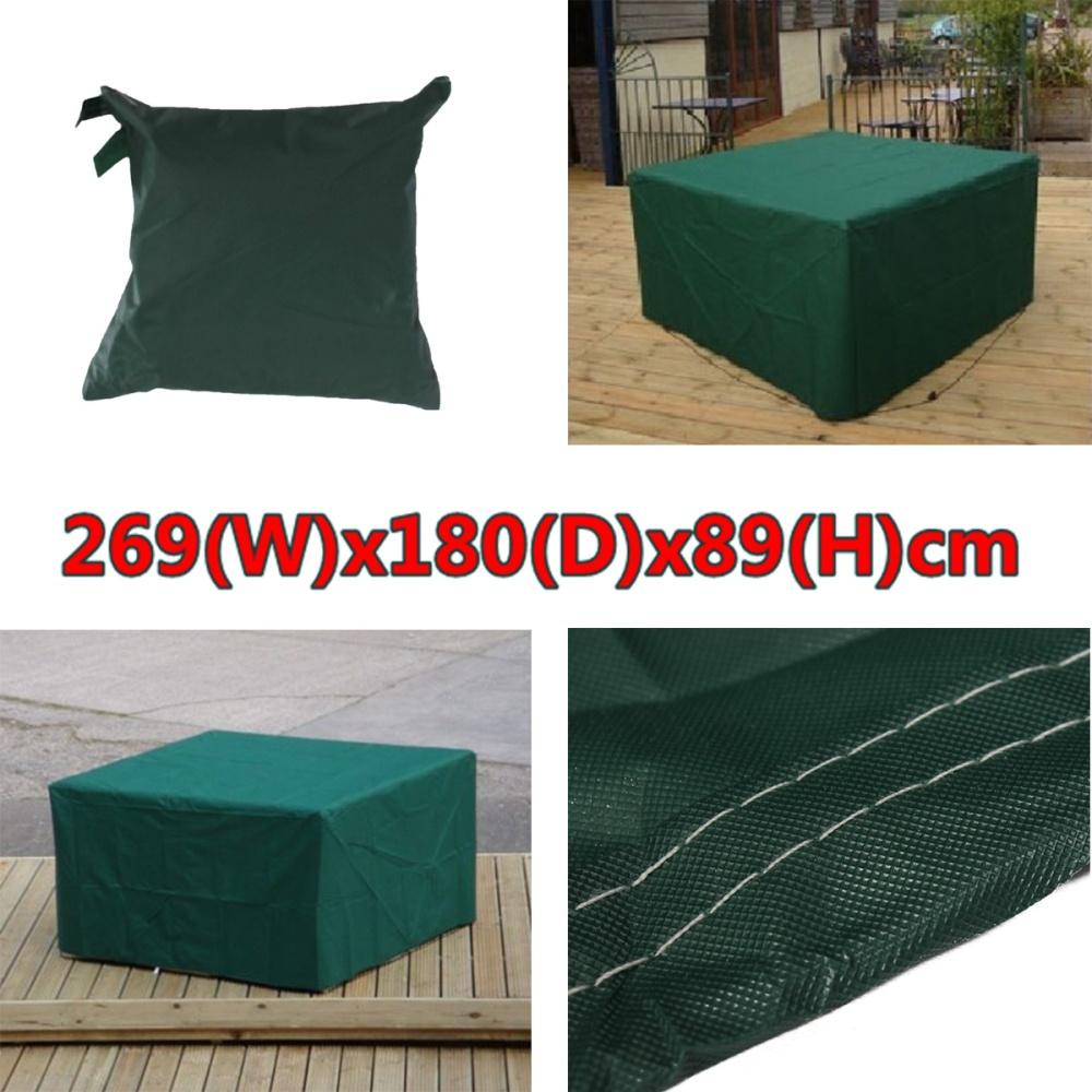 269x180x89 Rectangular Outdoor Furniture Cover Waterproof