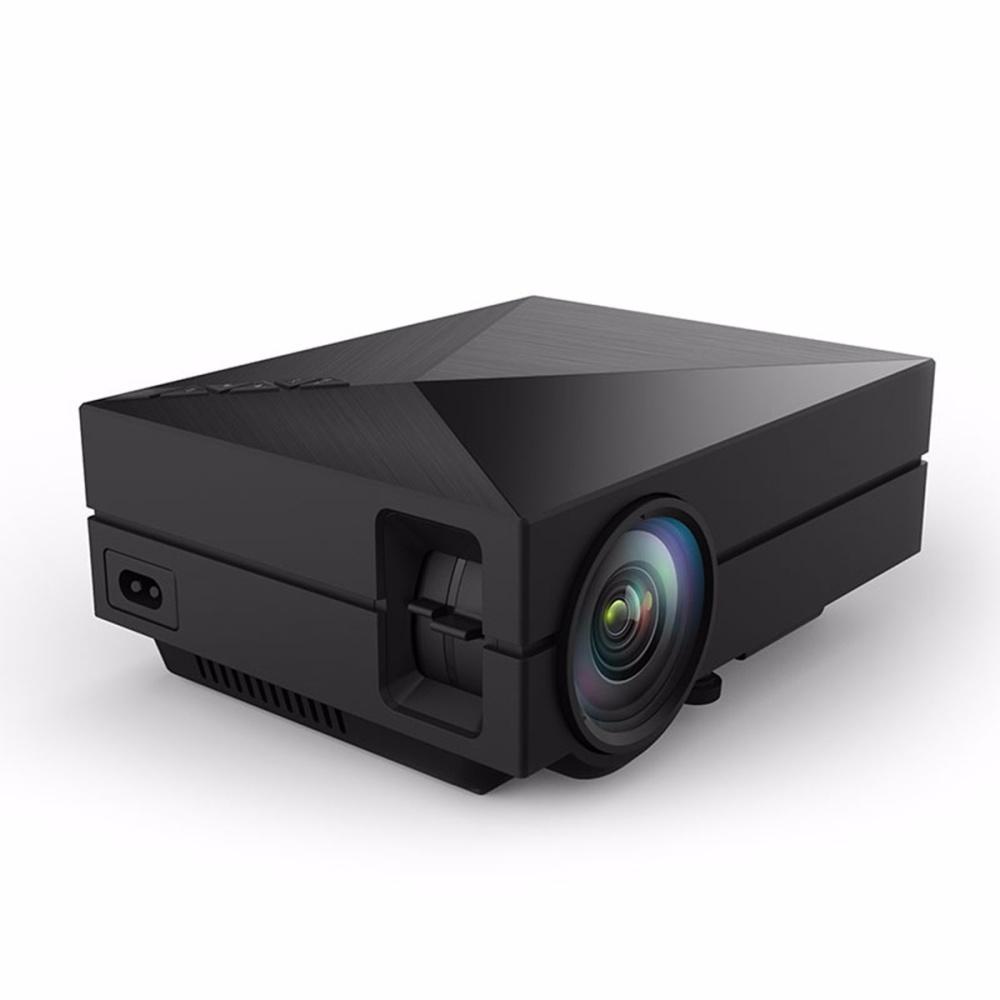 Mini portable hd led projector home cinema theater lazada ph for Portable mini hd projector