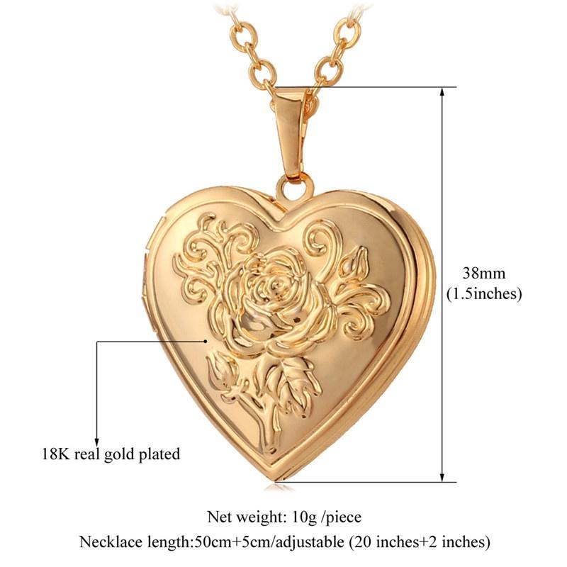 U7 Flower Locket Pendant 18k Real Gold Plated Necklace. Fraggle Rock Gemstone. Jewelry Gemstone. Human Clothes Gemstone. Shattered Gemstone. Multi Colored Gemstone. December 7 Gemstone. 14k Gemstone. Birthday Month Flower Gemstone