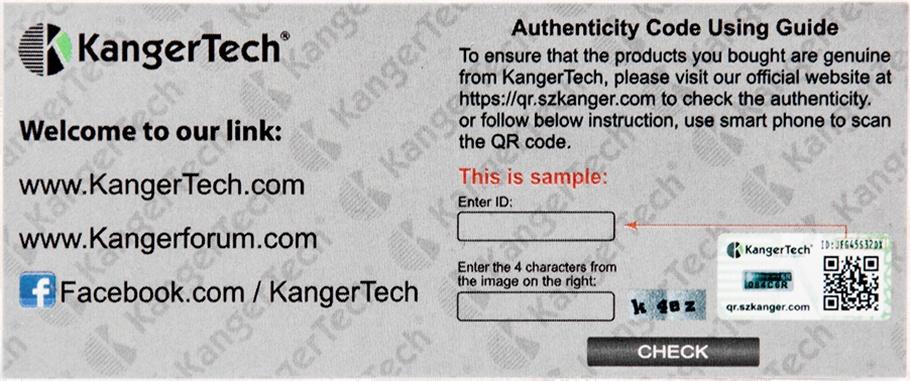 Kangertech Subox Mini C 50w Variable Electronic Cigarette Starter