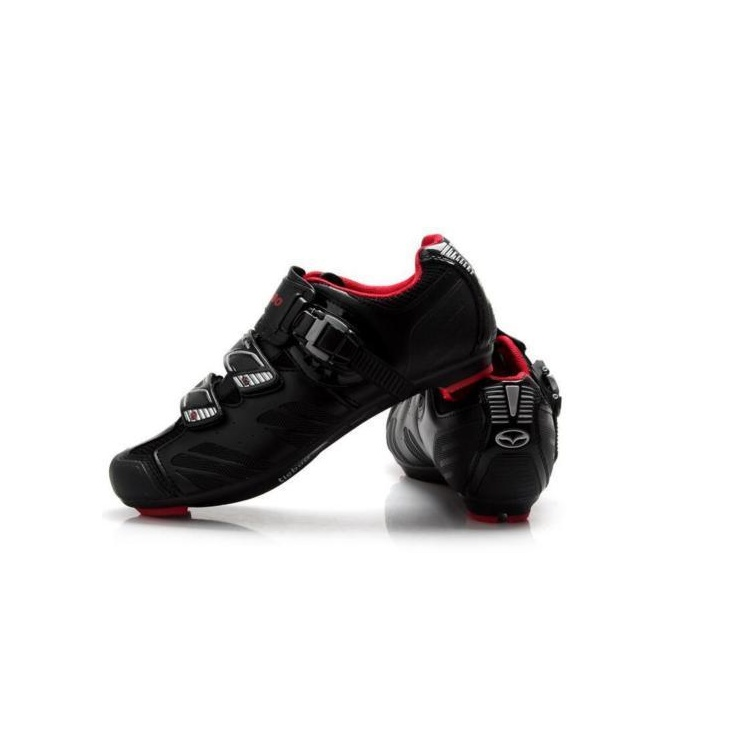 Product details of Tiebao TB36-B1407 Cycling Road Bike Look SPD-SL System Shoes Black