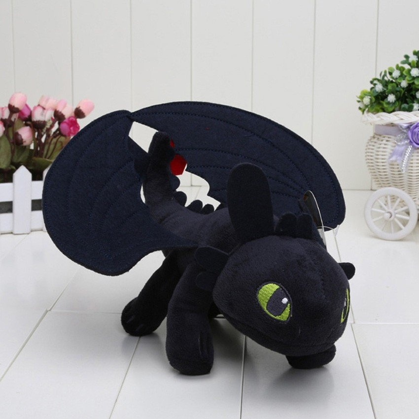 Specifications Of Asenso How To Train Your Dragon Toothless The Night Fury Plush Stuffed Toy