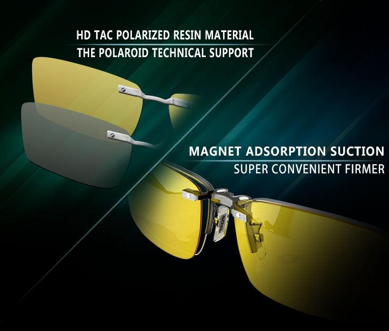 68f62ab03b Specifications of New myopia eyeglasses frame for degree of glasses night  vision goggle glasses for driving Sunglasses men Anti glare UV 400 9202  black ...