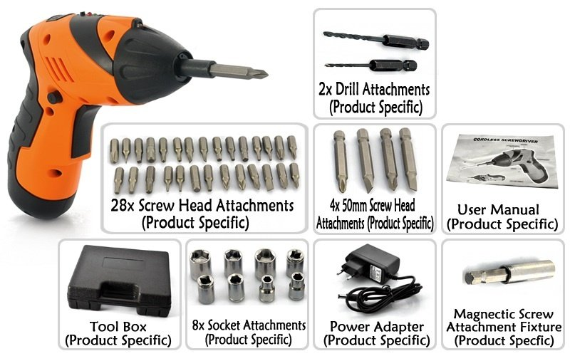 Image result for 45 in 1cordless screwdriver