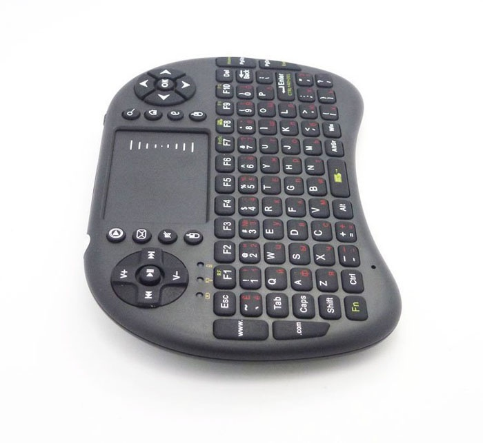 russian version wireless air keyboard mouse and touchpad black lazada ph. Black Bedroom Furniture Sets. Home Design Ideas