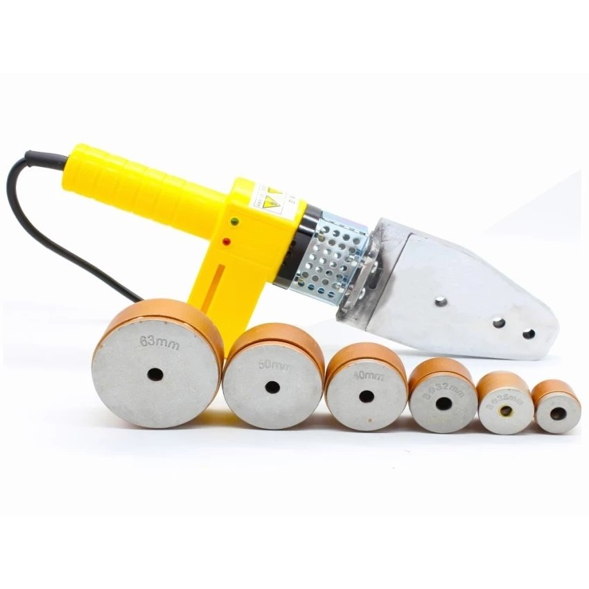 LTMS Electronic Thermostat Machine PPR Pipes Fuser (Yellow) 1000w ...
