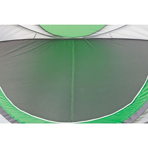 Coleman Company 4-Person Pop-Up TentGreen/Grey  sc 1 th 225 : coleman 4 person instant up tent - memphite.com