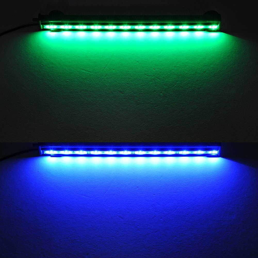 Philippines 42 led aquarium fish tank light strip bar aquatic power output 12v dc500ma aloadofball Image collections