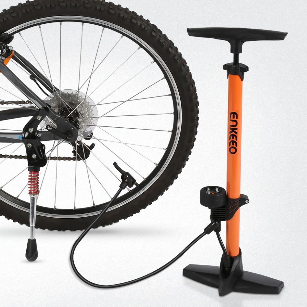 Bicycle Foot Pump Presta Valve - Honoursboards.co.uk