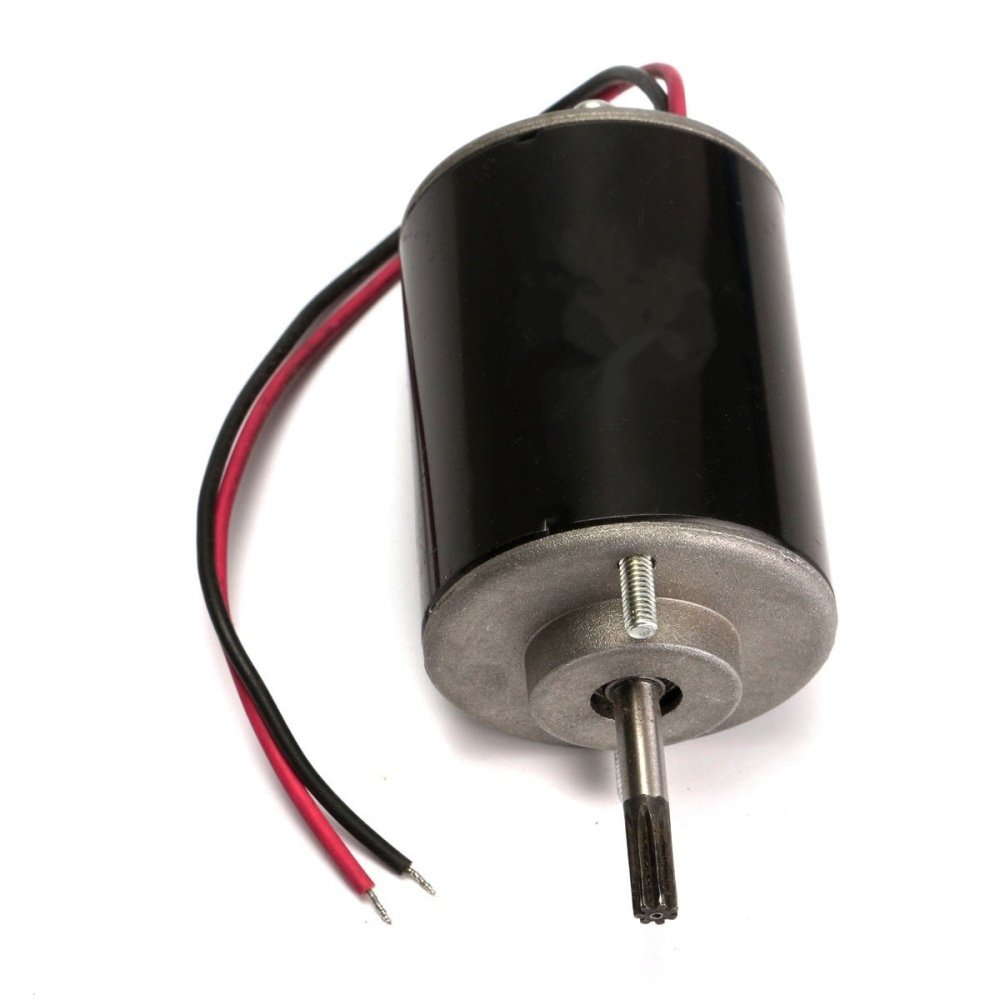 12v dc motor specifications pdf