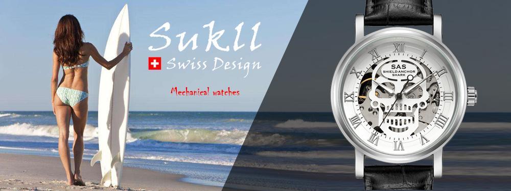 Brand: SAS (Shield Anchor Shark)
