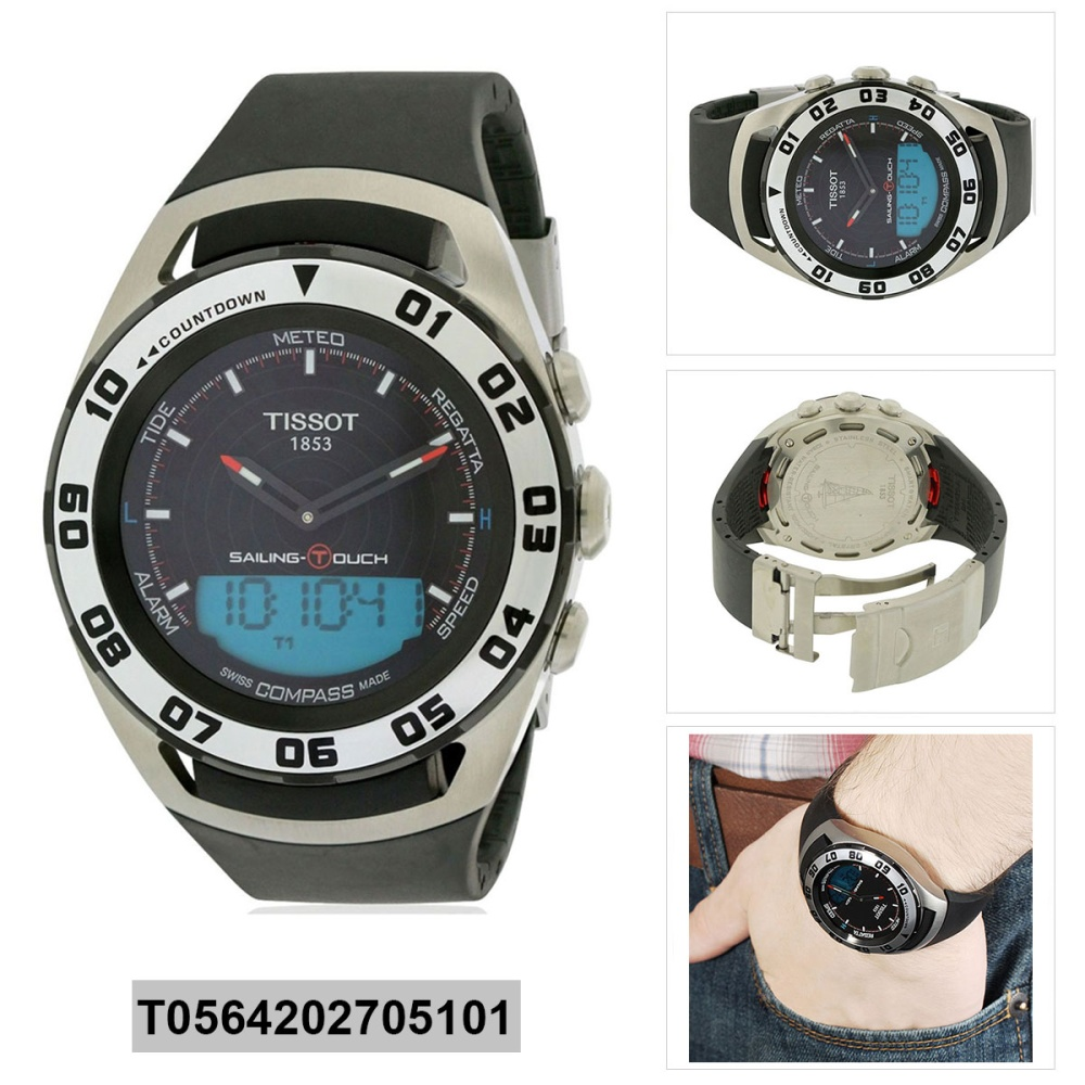 tissot t touch 2 manual