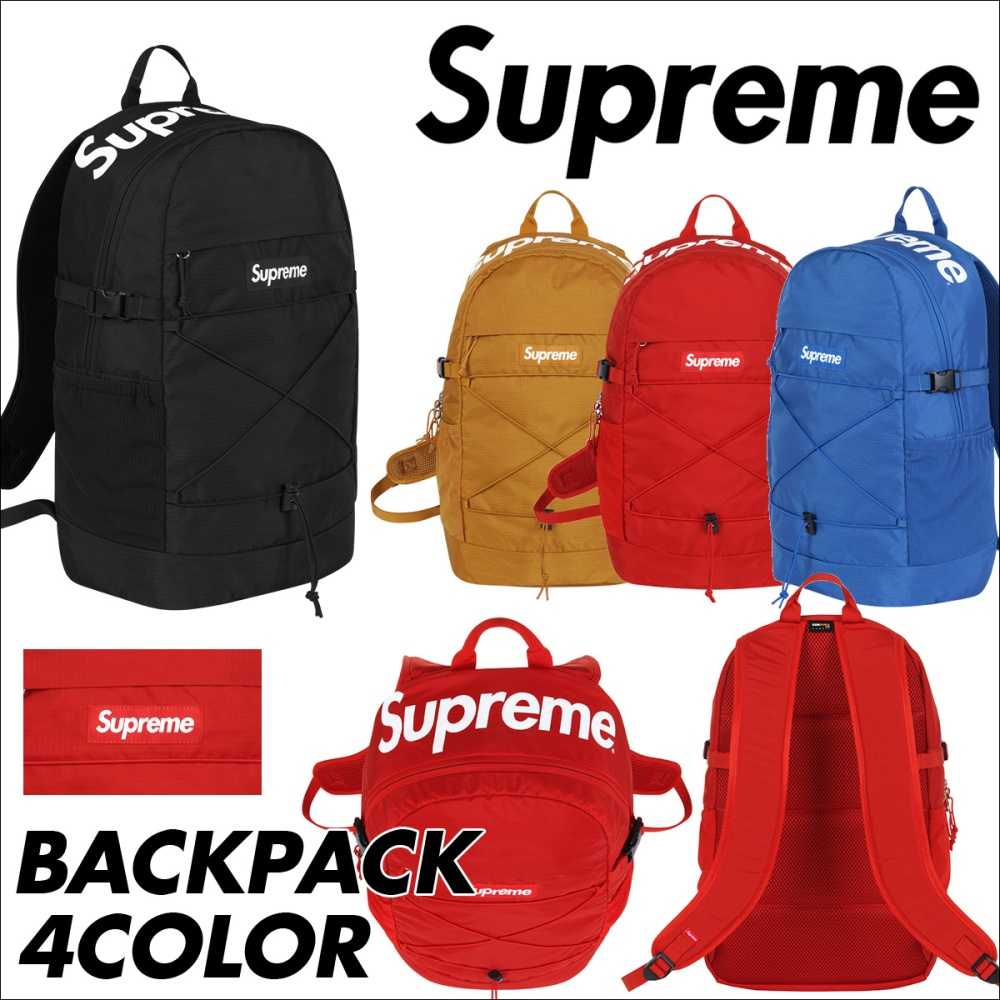 7bad5f0c1c5 Product details of Supreme New Travel Bag Men and Women Fashion Waterproof  Large Capacity - Red