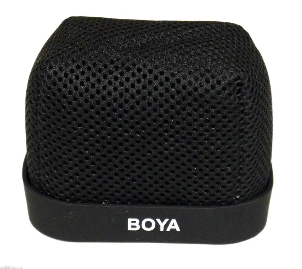 Boya BY-T30 Pro Windshield for Zoom H4n, Tascam DR100 etc