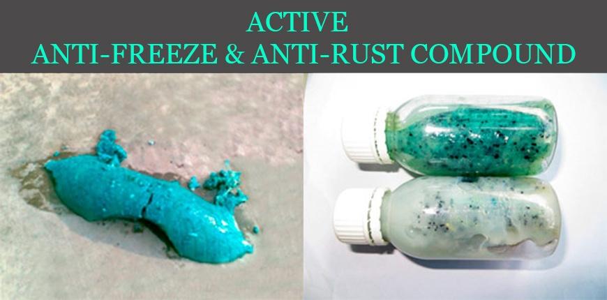 Anti-Rust Tire Sealant