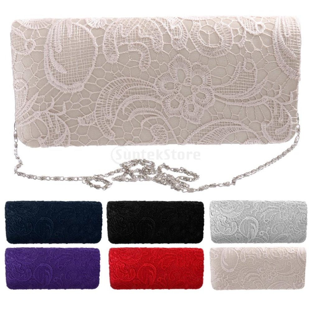 Purse Party Banquet Handbag Source Women Lady Glitter Evening Party Clutch Messenger Chain Shoulder Bag Handbag