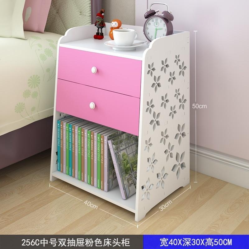 Philippines | RuYiYu - 40 X 30 X 50 cm, Small Plastic-Wood White Bed ...
