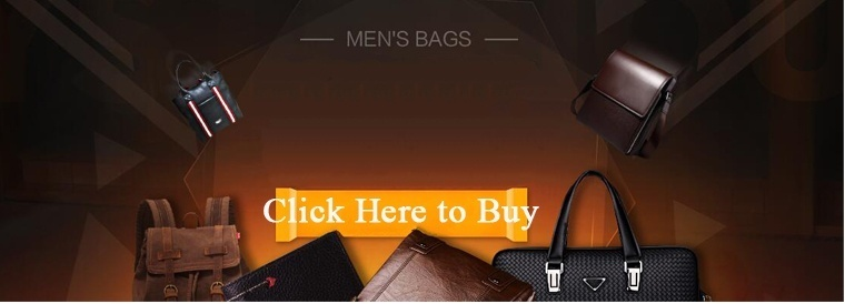 Product details of Classic Britian Multifunctional Large Capacity Leather Business Bag - intl