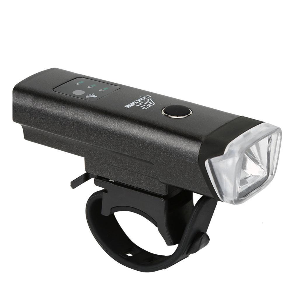 5 LED Bike Bicycle Cycling Front Head Light Flashlight Tail Rear warning Lamp SA