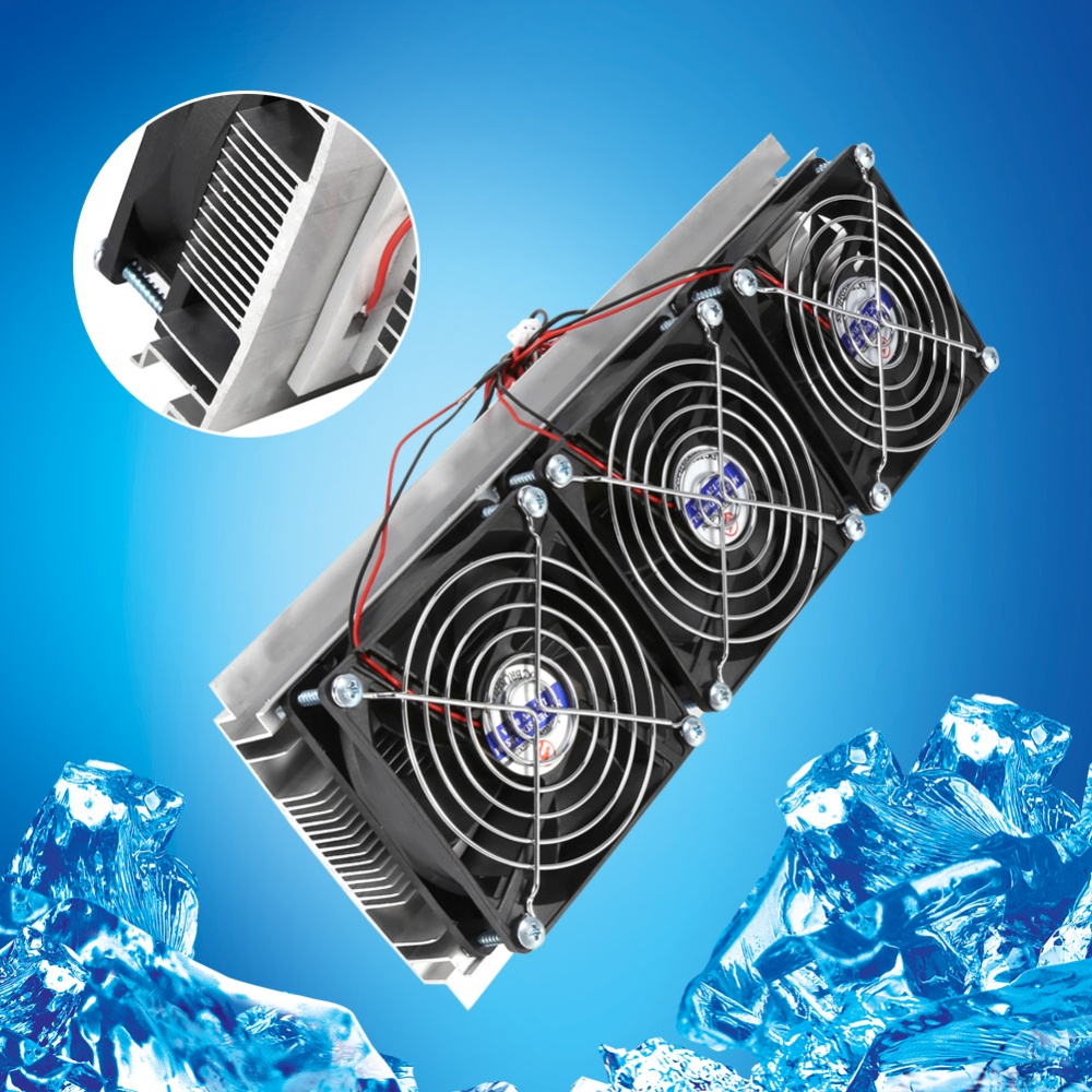 Can Used For Plate Cooling, Pet Bed Cooling, Test Bench, Small Space Cooling .