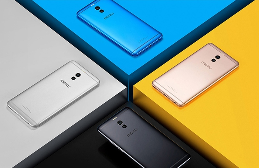 Original Meizu M6 NOTE 6 Smartphone Snapdragon 625 5.5 inch 1080P Dual Rear Camera 16MP 4000mAh Fast Charge Android 7.1