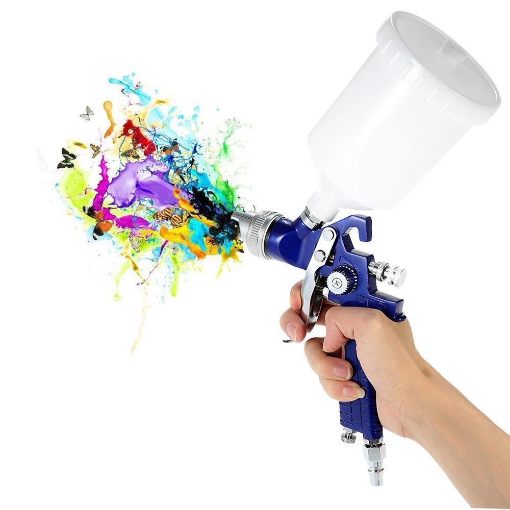 No Vescosity Spray Paint