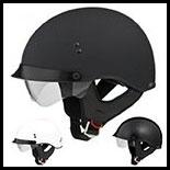 SOL Premium Motorcycle Helmet SH-1 Solid