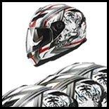 SOL Premium Motorcycle Helmet SF-1 Tiger