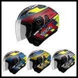 SOL Premium Motorcycle Helmet SO-5 Magician