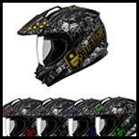 SOL Premium Motorcycle Helmet SS-1 PG
