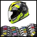 SOL Premium Motorcycle Helmet SF-2 DJ